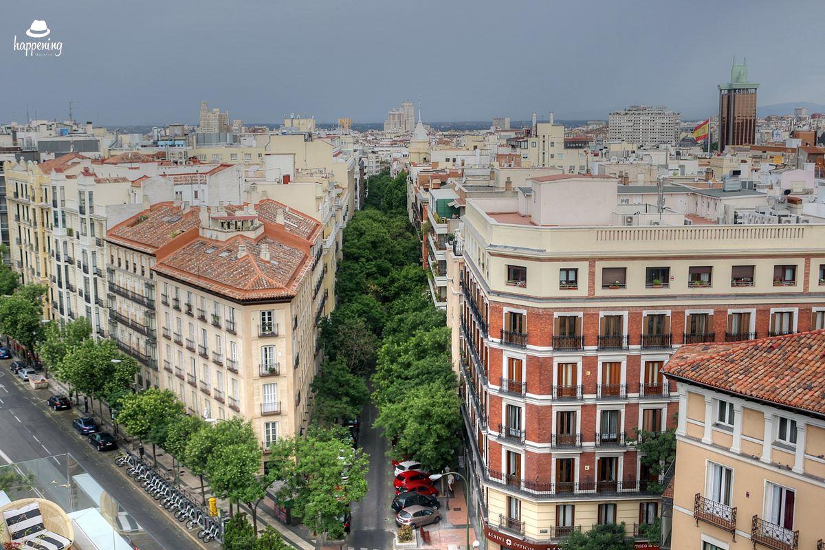 IMG 7611 - El Cielo de Alcalá: La terraza en la azotea del Hotel H10 Puerta de Alcalá
