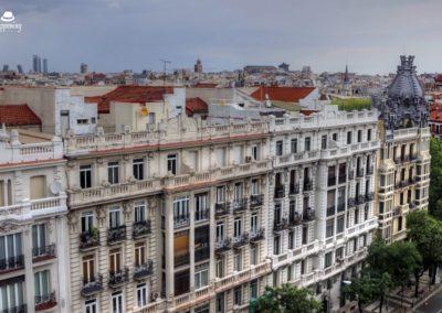 IMG 7613 400x284 - El Cielo de Alcalá: La terraza en la azotea del Hotel H10 Puerta de Alcalá