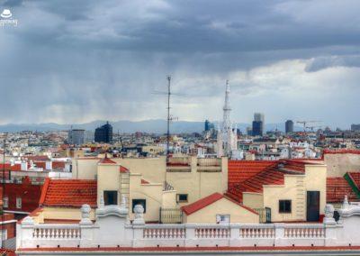 IMG 7617 400x284 - El Cielo de Alcalá: La terraza en la azotea del Hotel H10 Puerta de Alcalá