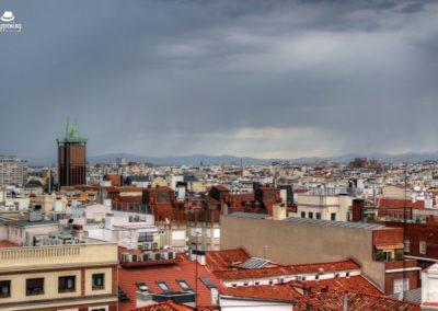 IMG 7619 400x284 - El Cielo de Alcalá: La terraza en la azotea del Hotel H10 Puerta de Alcalá