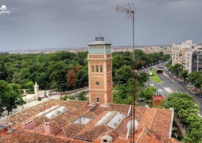IMG 7620 400x284 - El Cielo de Alcalá: La terraza en la azotea del Hotel H10 Puerta de Alcalá