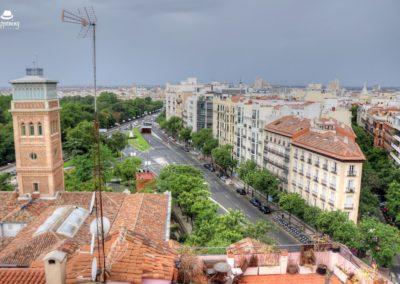 IMG 7621 400x284 - El Cielo de Alcalá: La terraza en la azotea del Hotel H10 Puerta de Alcalá
