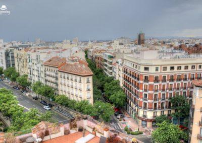 IMG 7622 400x284 - El Cielo de Alcalá: La terraza en la azotea del Hotel H10 Puerta de Alcalá