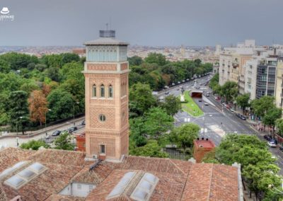 IMG 7629 400x284 - El Cielo de Alcalá: La terraza en la azotea del Hotel H10 Puerta de Alcalá