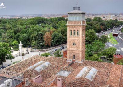 IMG 7630 400x284 - El Cielo de Alcalá: La terraza en la azotea del Hotel H10 Puerta de Alcalá