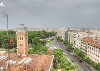 IMG 7635 400x284 - El Cielo de Alcalá: La terraza en la azotea del Hotel H10 Puerta de Alcalá