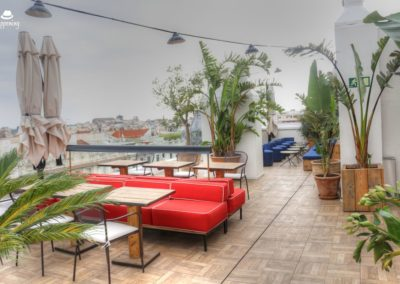 IMG 7636 400x284 - El Cielo de Alcalá: La terraza en la azotea del Hotel H10 Puerta de Alcalá