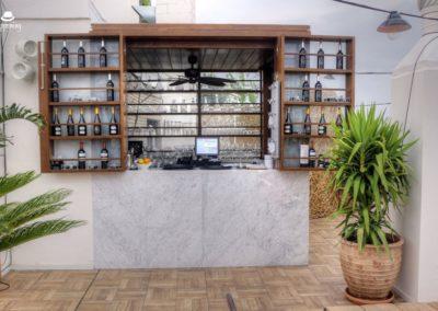 IMG 7638 400x284 - El Cielo de Alcalá: La terraza en la azotea del Hotel H10 Puerta de Alcalá