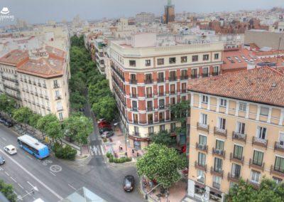 IMG 7639 400x284 - El Cielo de Alcalá: La terraza en la azotea del Hotel H10 Puerta de Alcalá