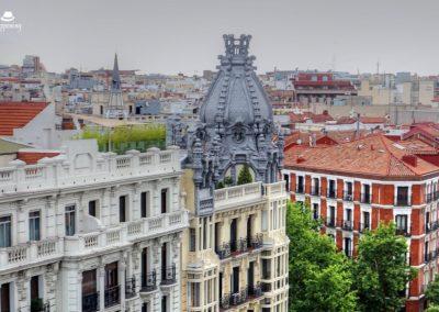 IMG 7641 400x284 - El Cielo de Alcalá: La terraza en la azotea del Hotel H10 Puerta de Alcalá