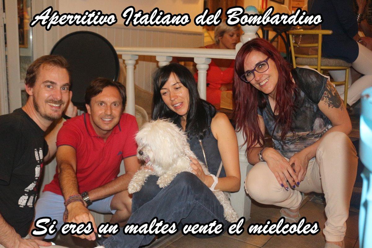 aperritivo italiano - El primer aniversario de Bombardino Café