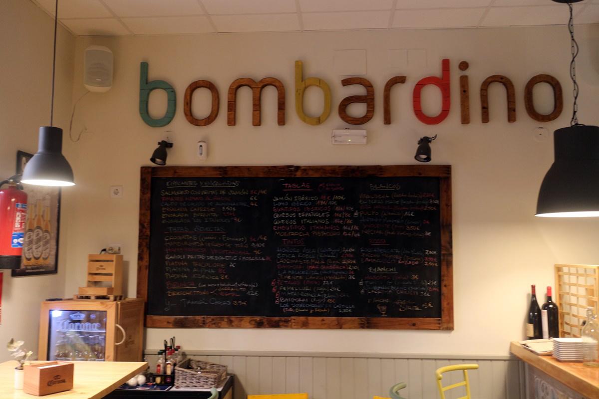 ba7 - El primer aniversario de Bombardino Café
