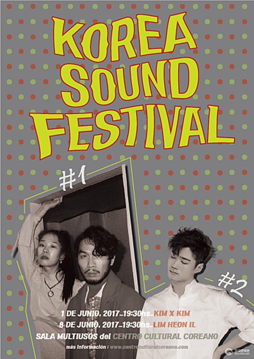 korea1 - Korea Sound Festival en el Centro Cultural Coreano