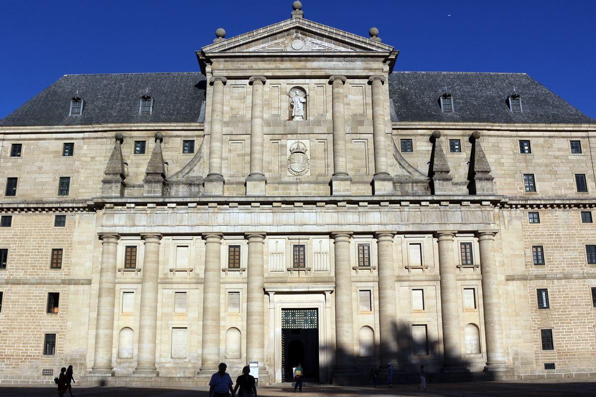 monasterio 2 - Visita al Real Monasterio de El Escorial y tapeo