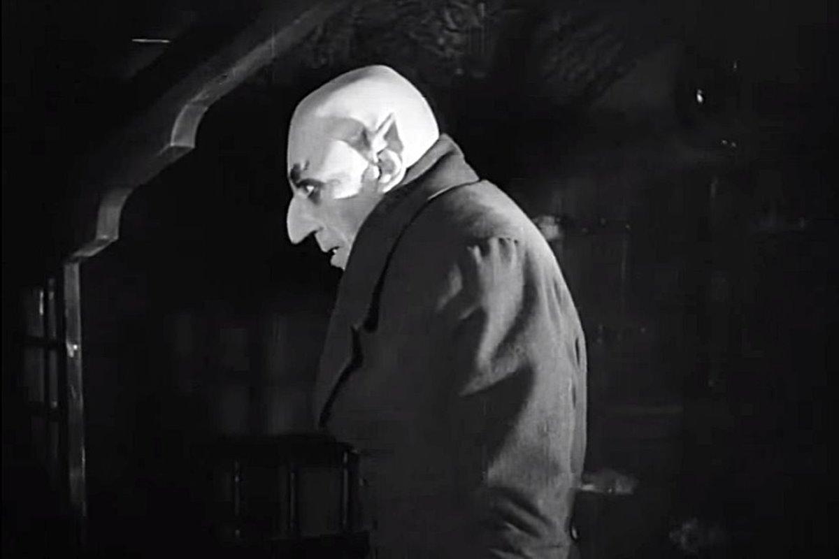 nosferatu 3 - Nosferatu abre el ciclo de cine de terror en el Complejo del Águila con música en directo