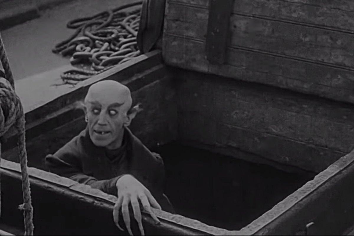 nosferatu 5 - Nosferatu abre el ciclo de cine de terror en el Complejo del Águila con música en directo