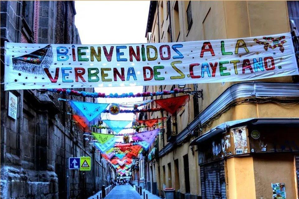 oso2 - San Cayetano, San Lorenzo y La Paloma 2019. ¡Ven a celebrarlo!