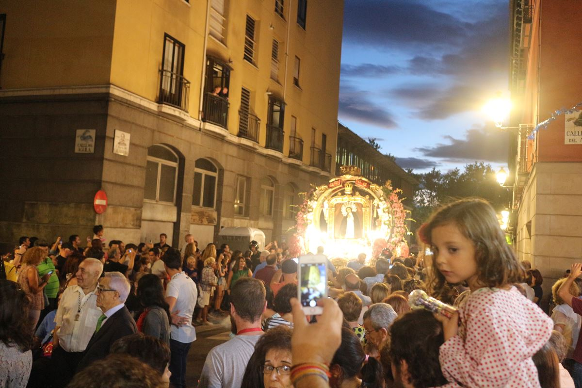 palomitosis palomera - Fiestas de La Paloma: La Gran Paella