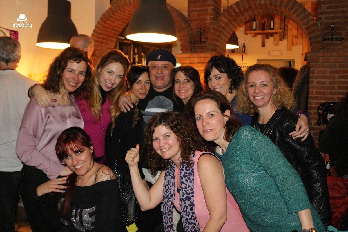 pe4 - El primer aniversario de Bombardino Café