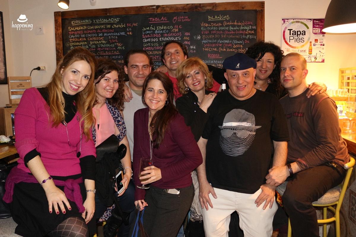 pe5 - El primer aniversario de Bombardino Café