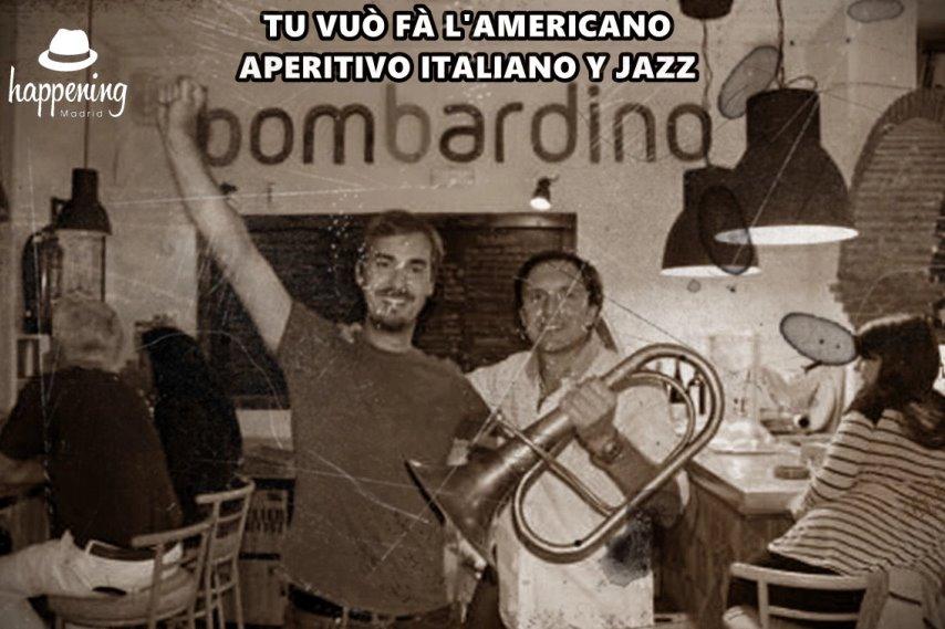 pe6 - El primer aniversario de Bombardino Café