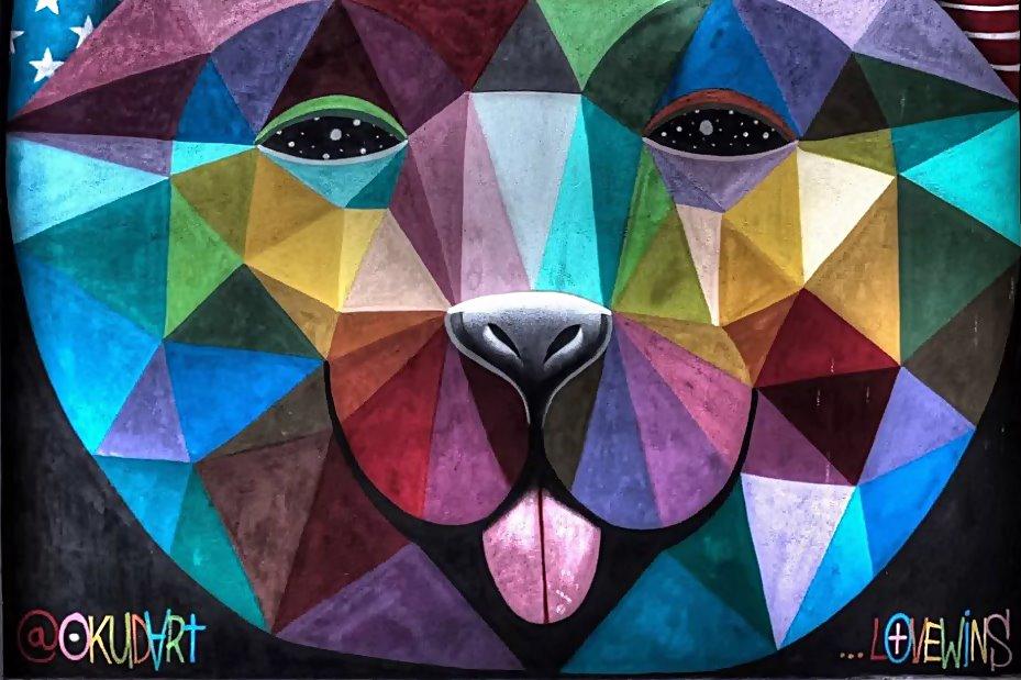 Street Art por Lavapiés y exposición La Antropología de los Sentimientos