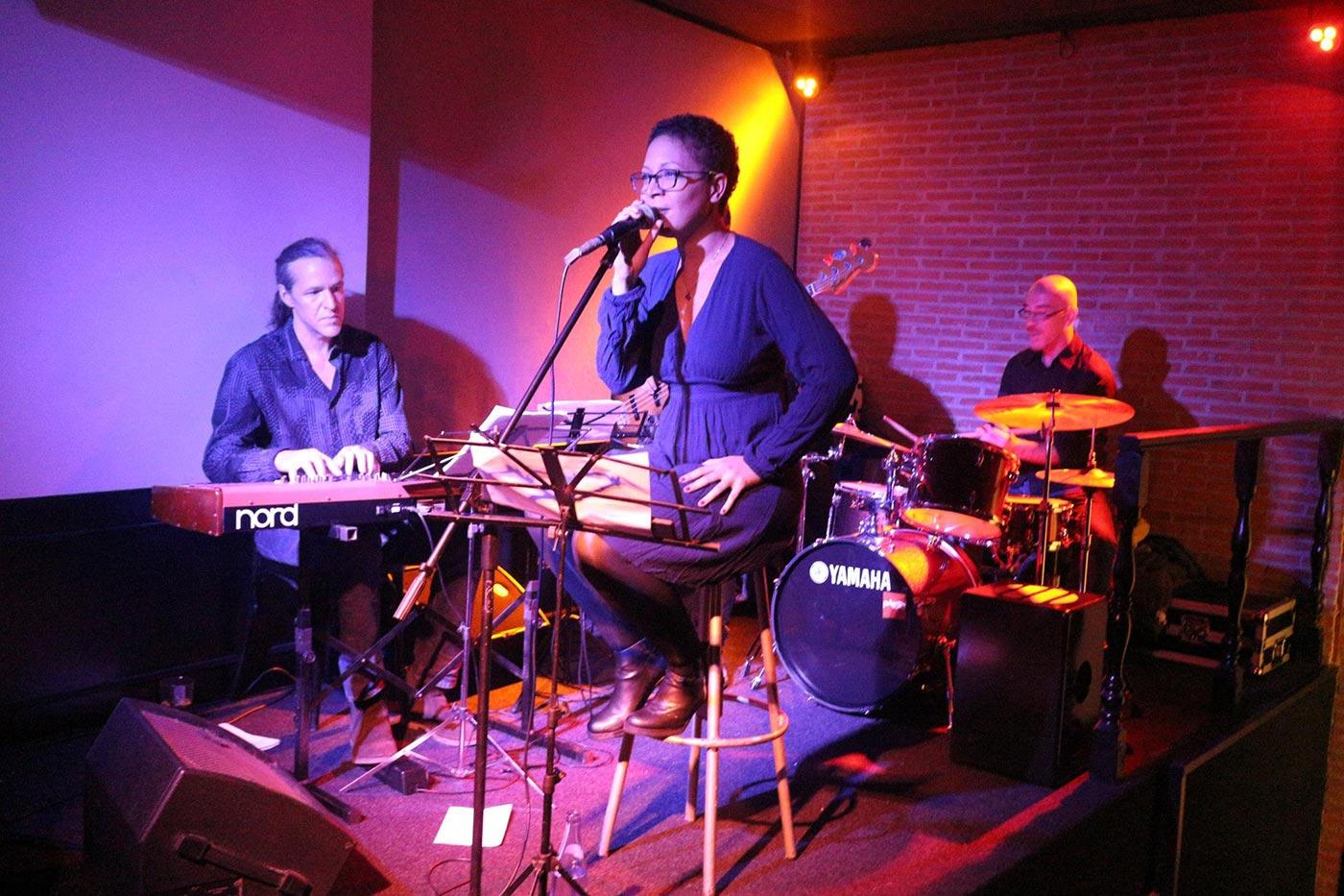 sibyl 2 - La fiesta anual de Happening Madrid. Concierto de Pitu + Sibyl + Lycantho.