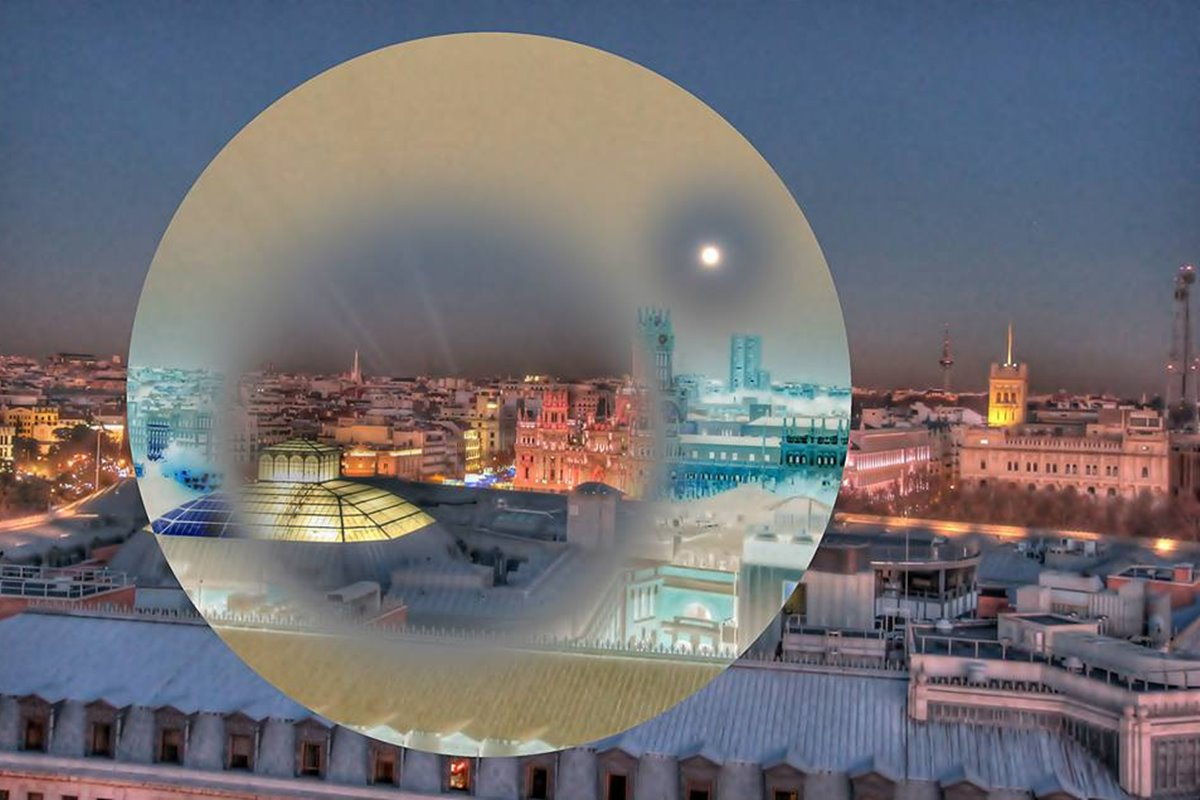 suecia 3 - La terraza 360º del Ático – Casa de Suecia