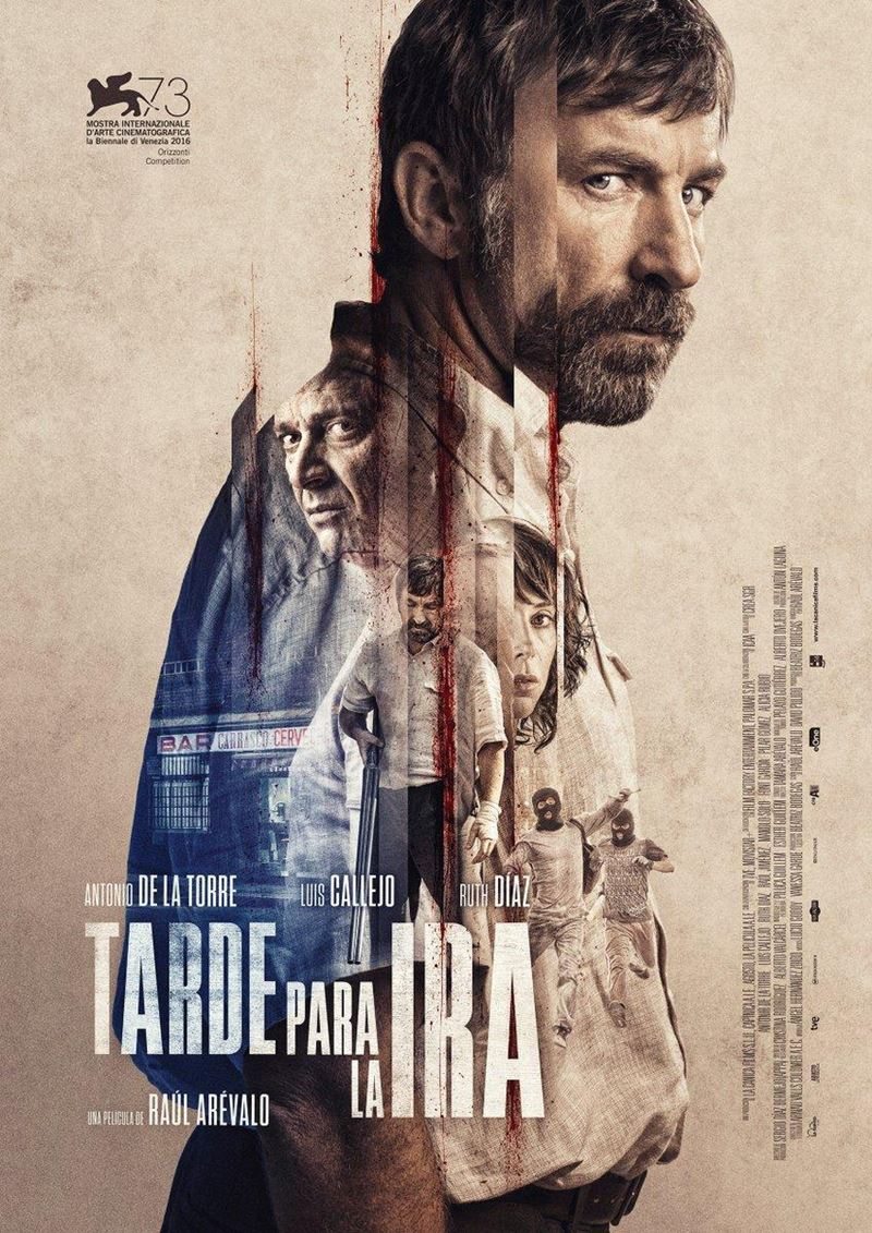 tarde para la ira 3 - Tarde para la ira en Cibeles de Cine